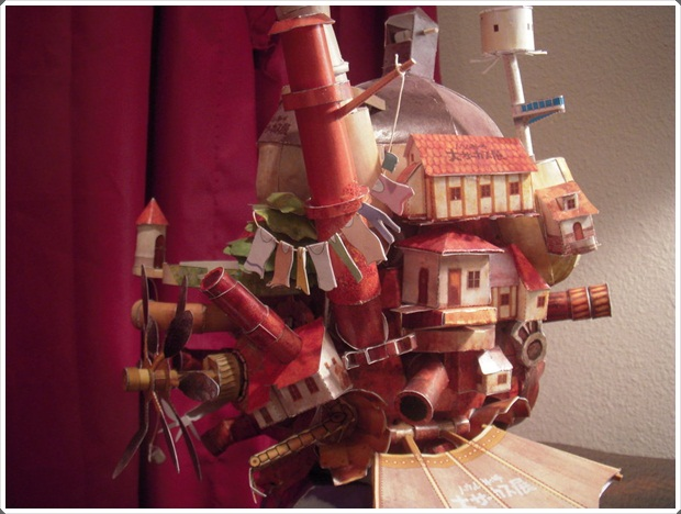 Beautiful and Happy Examples of Papercraft (21)