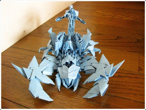 Beautiful and Happy Examples of Papercraft (5)