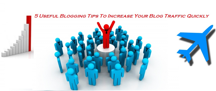 Blog Traffic Quickly
