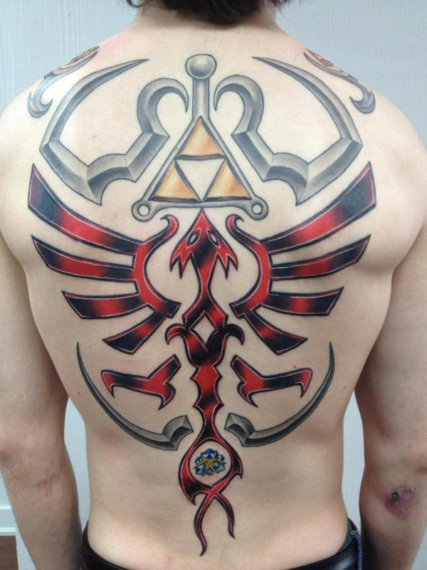 Games Tattoos (10)