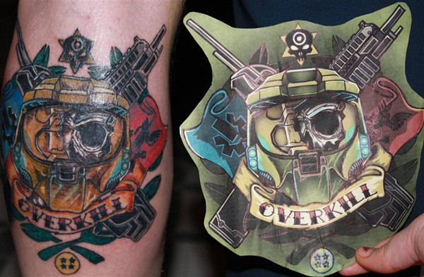 Games Tattoos (16)