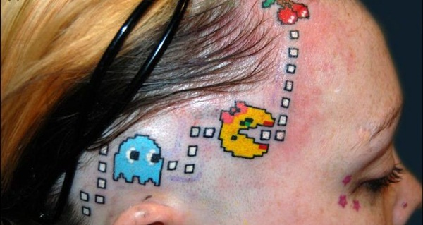 Games Tattoos (17)