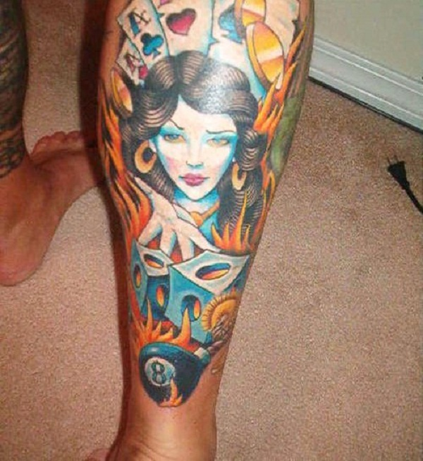 Games Tattoos (2)