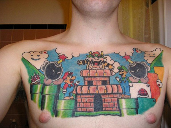 Games Tattoos (25)