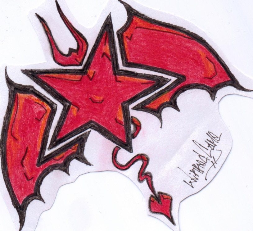 Lil Devils Tattoo Design