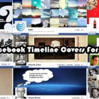30 Creative Facebook Timeline Covers For Your Inspiration