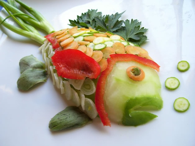 Creative Food Art (3)