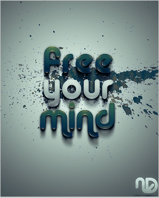Free Your Mind by Niels van Doorn