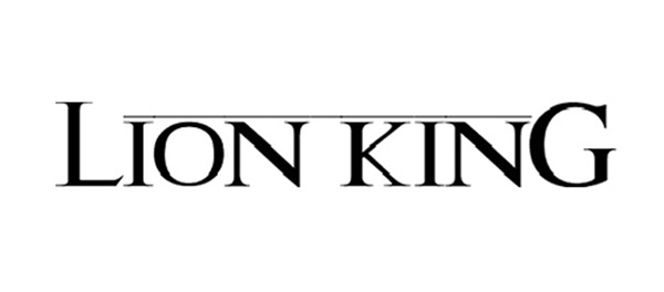 Gallery For > The Lion King Logo Font