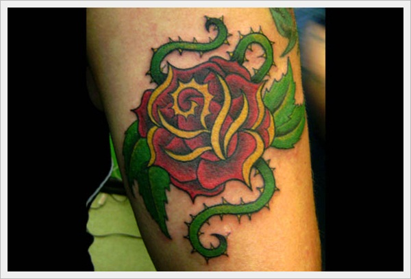 Rose Tatto