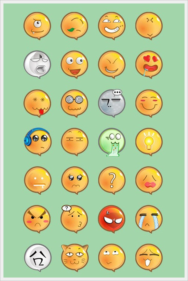 Say Emoticons