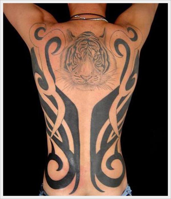 Tribal Tattoo Designs (10)