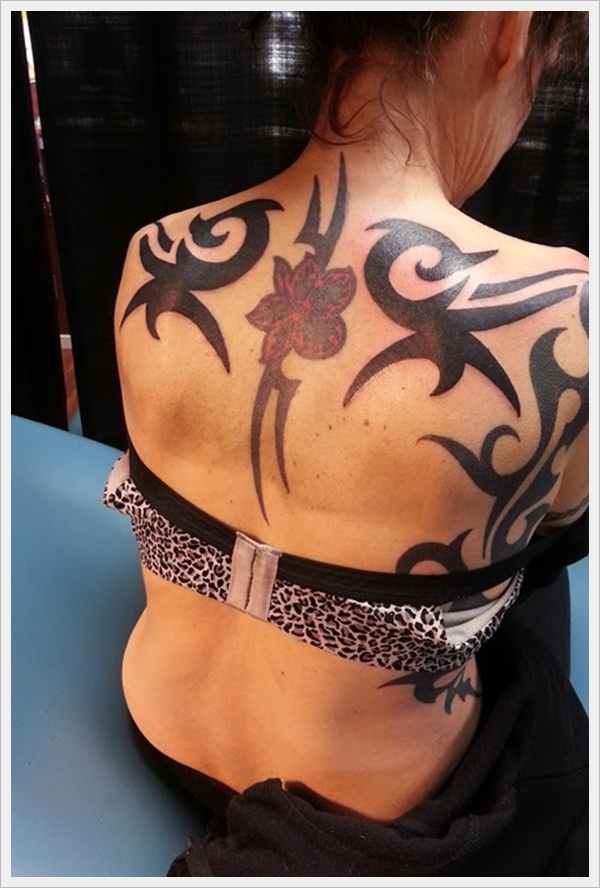 Tribal Tattoo Designs for girls (11)