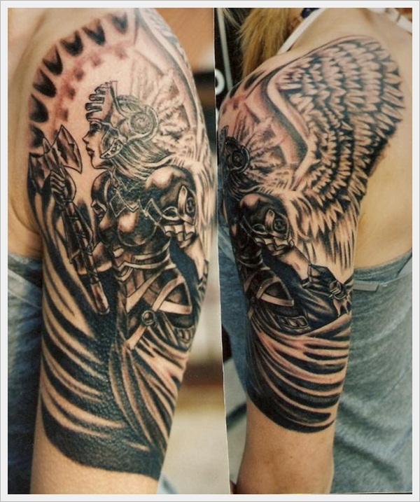 Tribal Tattoo Designs for girls (29)