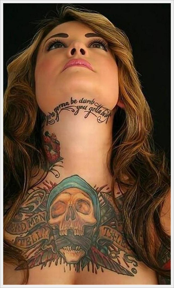 Tribal Tattoo Designs for girls (32)