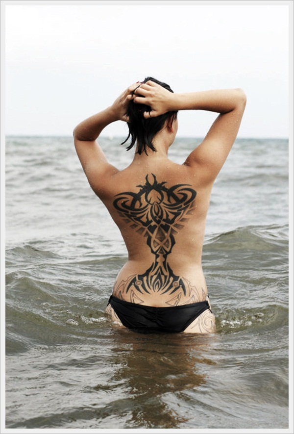 Tribal Tattoo Designs for girls (33)