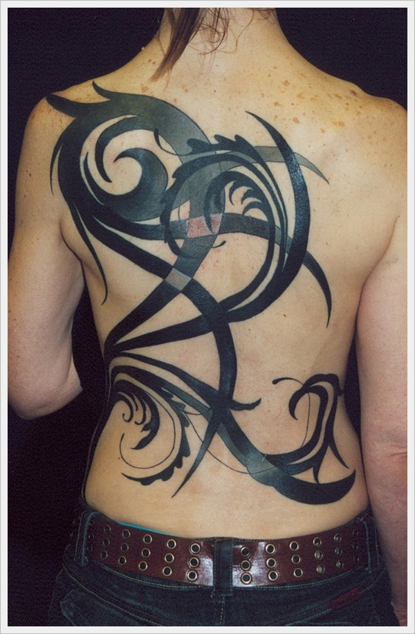 Tribal Tattoo Designs for girls (42)