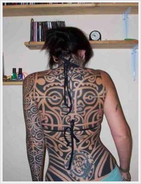 Tribal Tattoo Designs for girls (53)