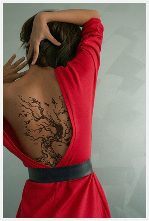 Tribal Tattoo Designs for girls (7)