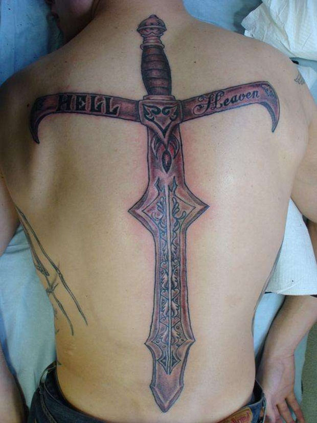 Weapon Tattoos (1)