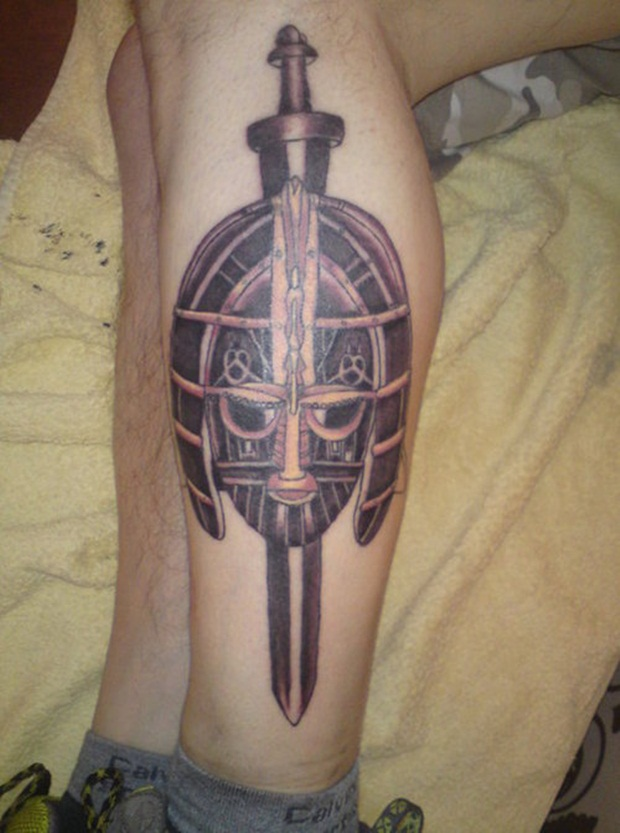 Weapon Tattoos (23)