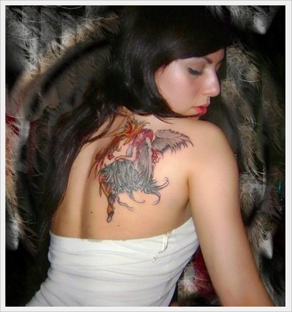 back tattoos for girls 38