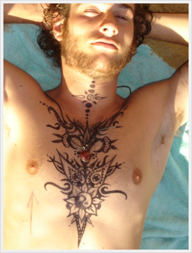 marker tattoo