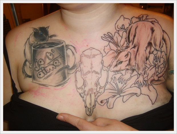rat chest piece