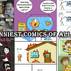 20 Funniest Comics of All Time