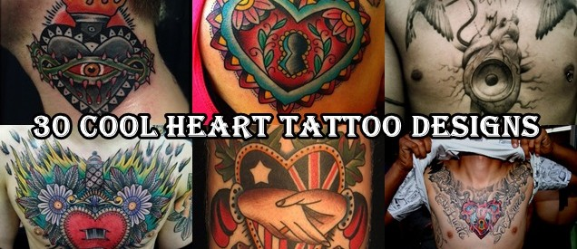 Amazing Tattoos Heart Beat With Dates: LoudMeYell - Part 2