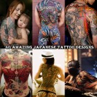 40 Amazing Japanese Tattoo Designs