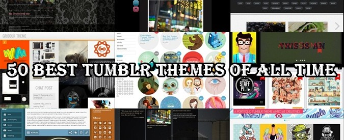 50 Best Tumblr Themes of All Time