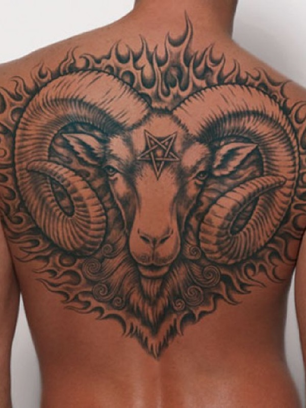 Aries ZodiacTattoo Designs (16)