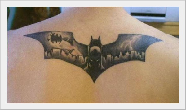 Bat Tattoo Designs (1)