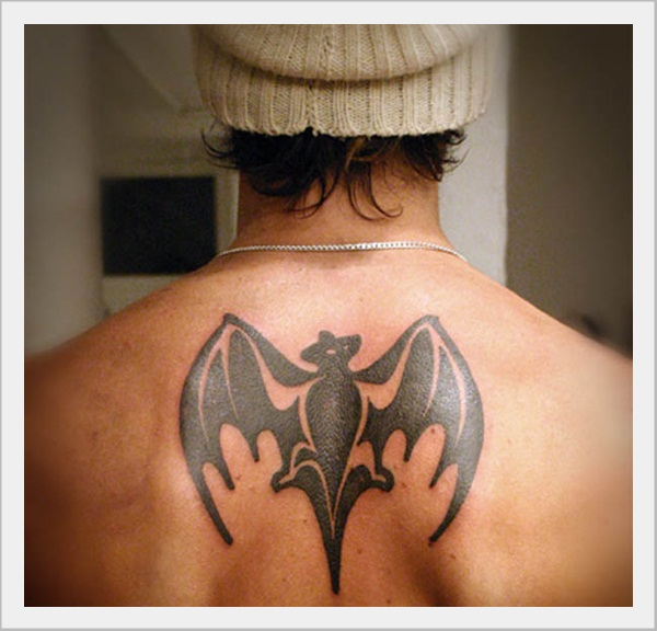 Bat Tattoo Designs (10)