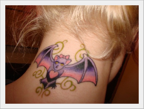 Bat Tattoo Designs (11)