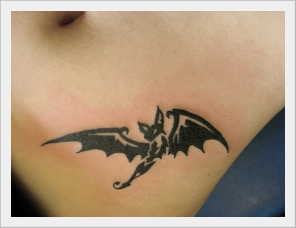 Bat Tattoo Designs (14)