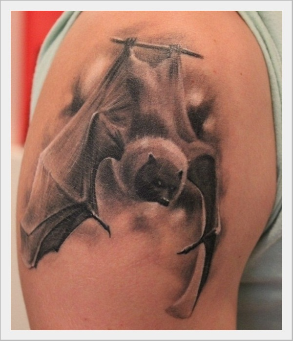 Bat Tattoo Designs (2)