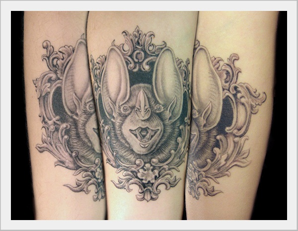 Bat Tattoo Designs (4)