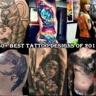 Best Tattoo Designs of 2013