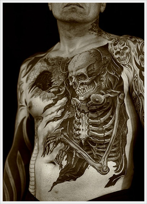 Best tattoo designs for Men (37)