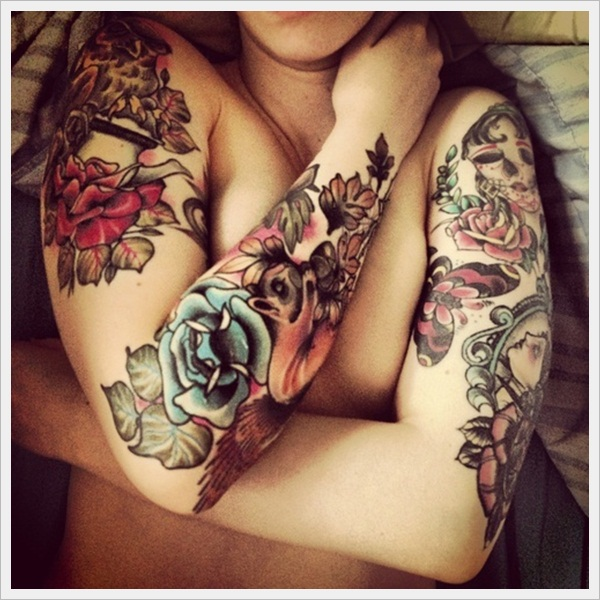 Best tattoo designs for girls (38)