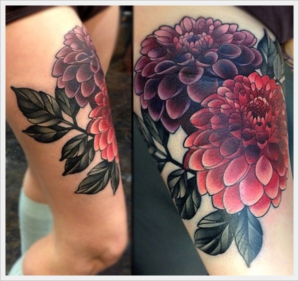 Best tattoo designs for girls (40)