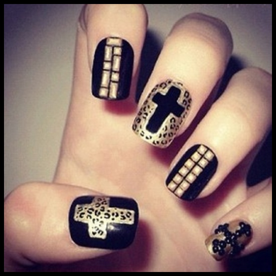 25 Amazing Nail Art Designs