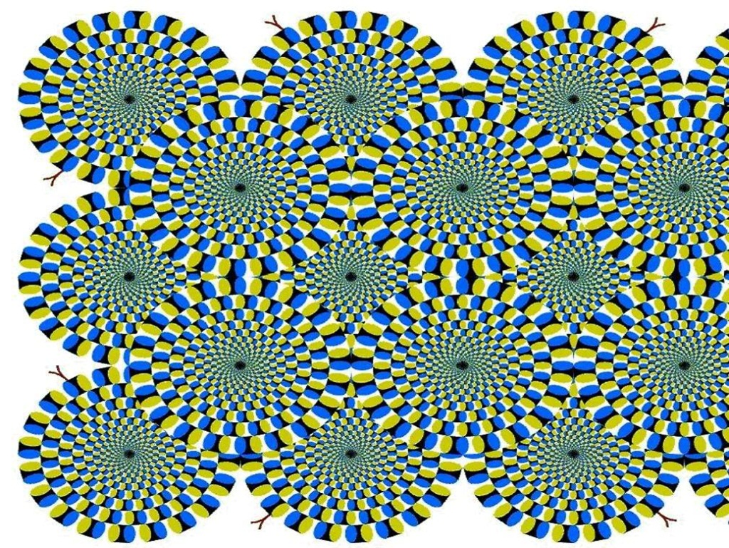 30 Amazing Examples Of Optical Illusion Wallpapers