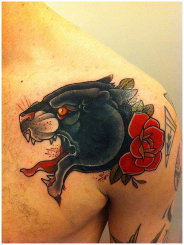 Panther Tattoo Designs (12)