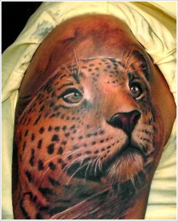 Panther Tattoo Designs (13)
