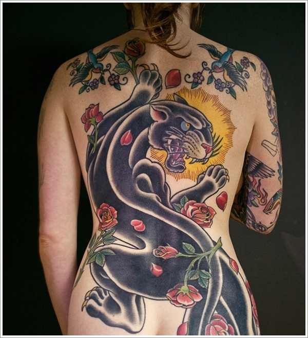 Panther Tattoo Designs (24)