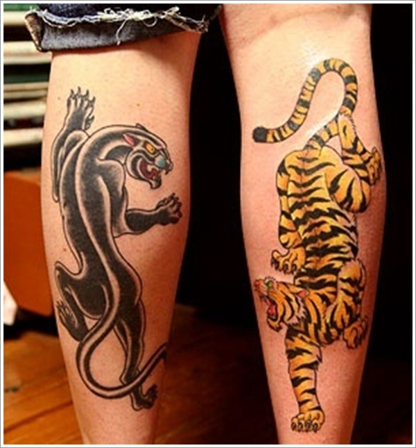 Panther Tattoo Designs (8)