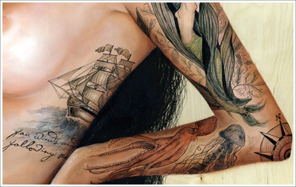 nautical tattoo designs (13)